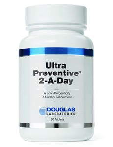 Ultra Preventive® 2-A-Day by Douglas Laboratories
