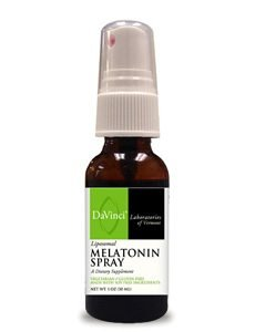 LIPOSOMAL MELATONIN SPRAY by DaVinci Labs