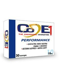 CO-E1™ PERFORMANCE 10 MG 30 LOZ by Prof Birkmayer