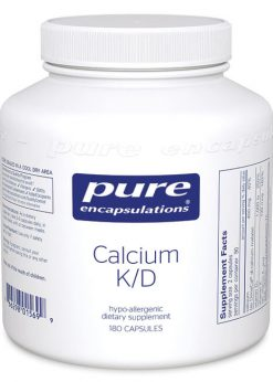 Calcium K/D by Pure Encapsulations