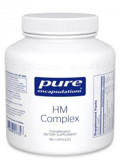 HM Complex by Pure Encapsulations