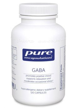 GABA by Pure Encapsulations