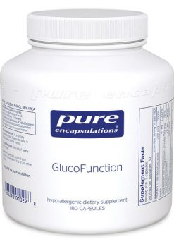 GlucoFunction by Pure Encapsulations