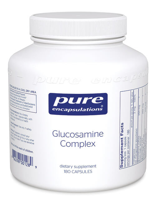 Glucosamine Complex by Pure Encapsulations