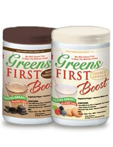 Greens First Boost by Ceautamed Worldwide LLC
