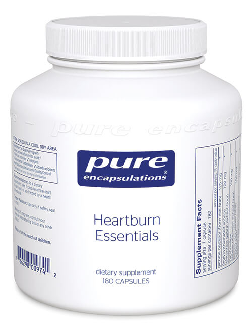 Heartburn Essentials by Pure Encapsulations