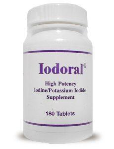 Iodoral (iodine) by Optimox