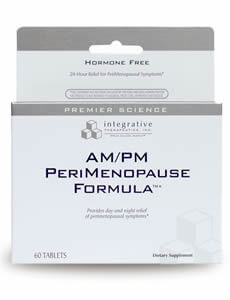 AM/PM PeriMenopause Formula by Integrative Therapeutics