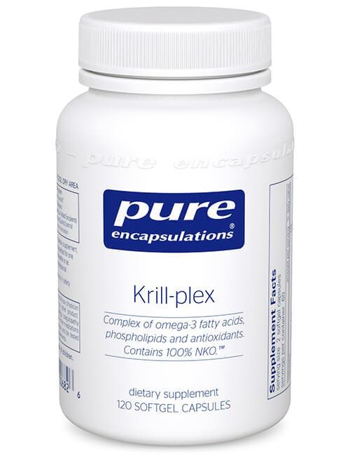Krill-plex by Pure Encapsulations