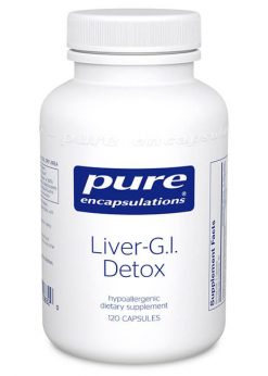 Liver GI Detox by Pure Encapsulations