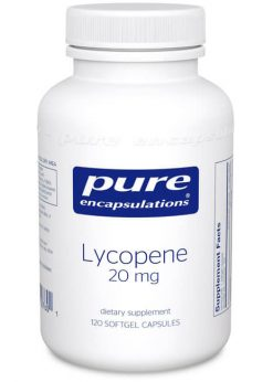 Lycopene 10mg by Pure Encapsulations