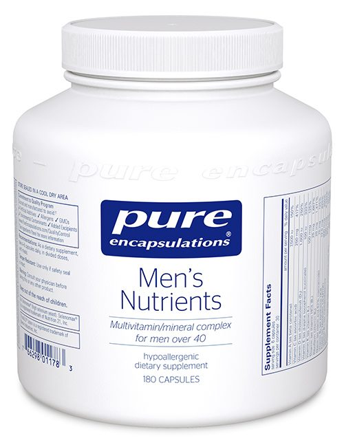 Men's Nutrients by Pure Encapsulations