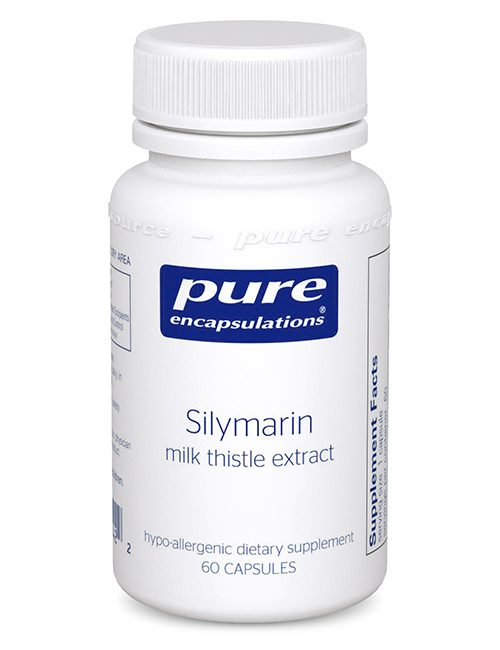 Silymarin (Milk Thistle) by Pure Encapsulations