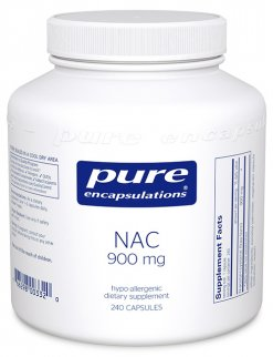 NAC (N-Acetyl Cysteine) by Pure Encapsulations