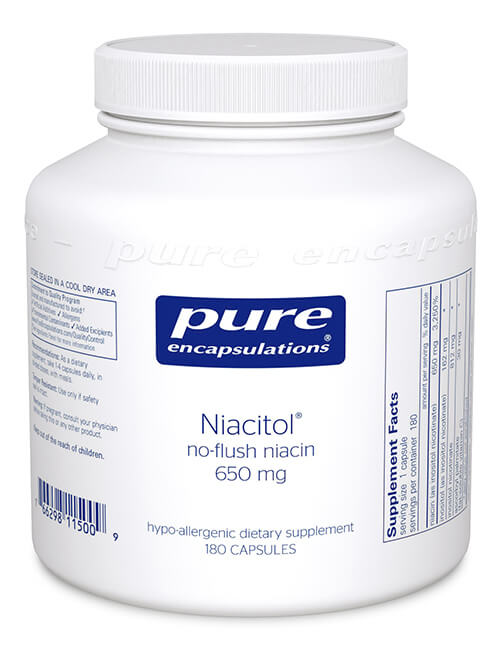Niacitol® by Pure Encapsulations
