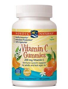 Vitamin C Gummies by Nordic Naturals Pro