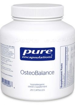 OsteoBalance by Pure Encapsulations