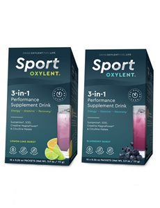 Sport Oxylent--15 Day Supply by Oxylent
