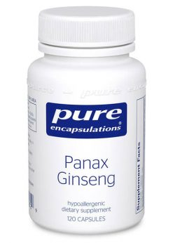 Panax Ginseng by Pure Encapsulations