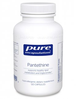Pantethine by Pure Encapsulations