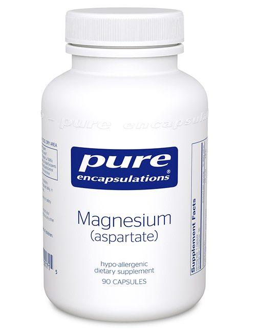 Magnesium (aspartate) by Pure Encapsulations