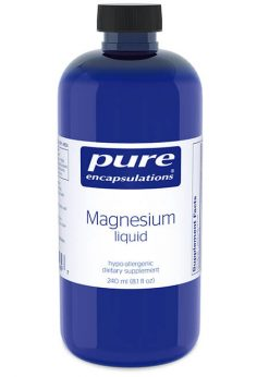 Magnesium liquid by Pure Encapsulations
