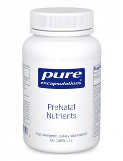 PreNatal Nutrients by Pure Encapsulations