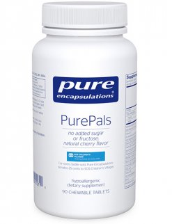 PurePals chewable tablet (natural cherry flavor) by Pure Encapsulations