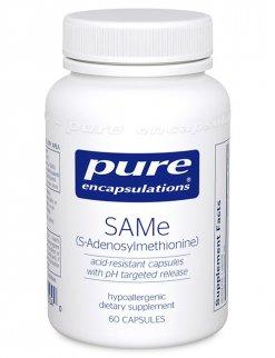 SAMe (S-Adenosylmethionine) by Pure Encapsulations