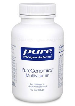 PureGenomics™ Multivitamin by Pure Encapsulations