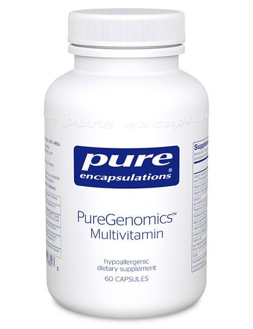 PureGenomics™ Multivitamin by Pure Encapsulations