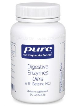 Digestive Enzymes Ultra w/Betaine HCl by Pure Encapsulations