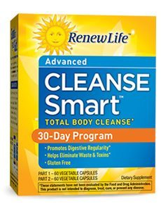 CleanseSMART™(2-part kit) by ReNew Life
