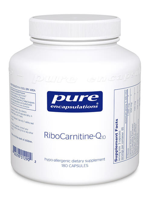 RiboCarnitine-Q10 by Pure Encapsulations