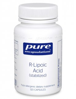 R–Lipoic Acid (stabilized) by Pure Encapsulations