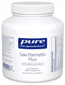 Saw Palmetto Plus™ by Pure Encapsulations