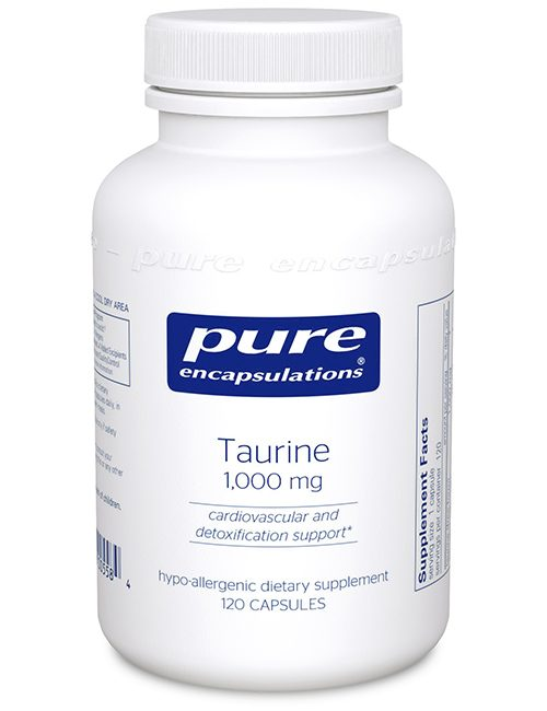 Taurine by Pure Encapsulations