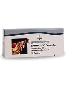 Gammadyn Cu-Au-Ag by Unda