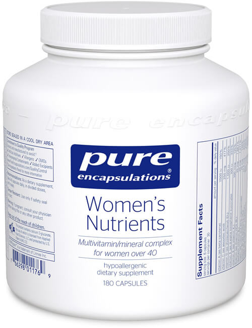 Women's Nutrients by Pure Encapsulations