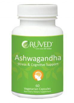 Ashwagandha Ayurvedic Stress & Cognitive Support