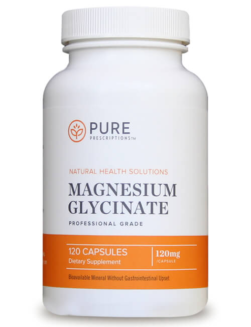 Magnesium Glycinate by Pure Prescriptions