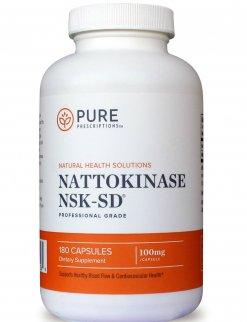 Max Strength Nattokinase