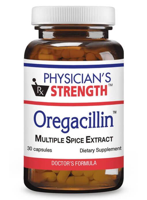 Oregacillin 30 Capsules