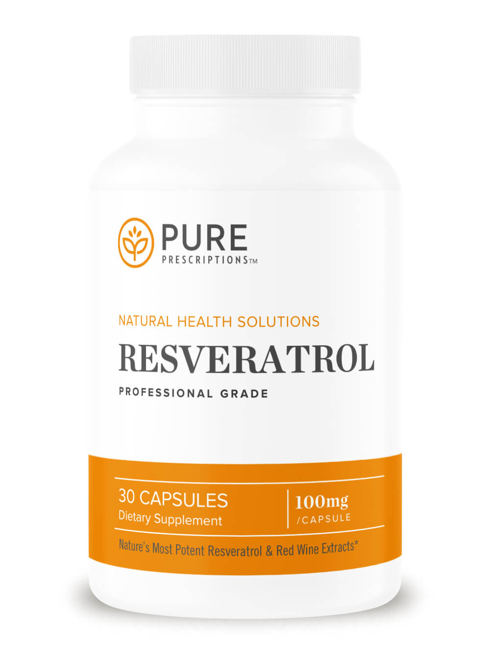 Resveratrol Formerly Purevinol 25 Pure Prescriptions