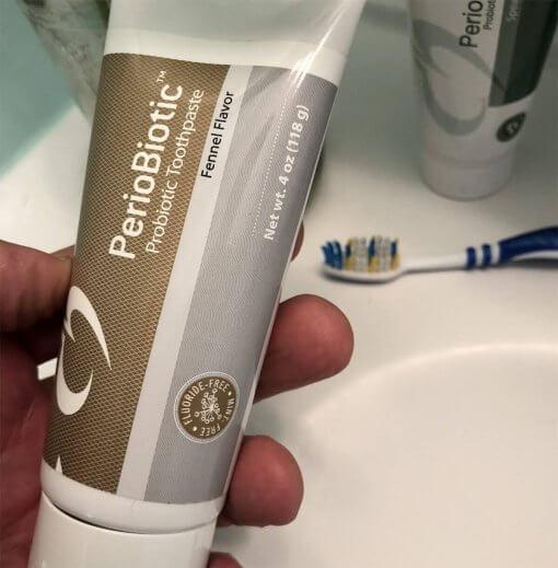 PerioBiotic™ Toothpaste 4oz (118g)