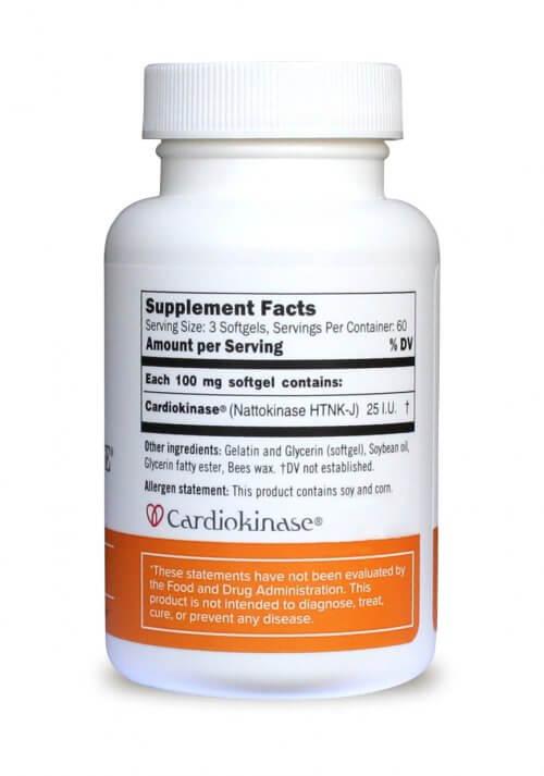 Cardiokinase™ (Nattokinase)