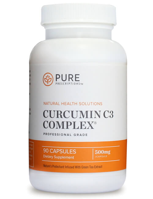Curcumin C3 Complex® by Pure Prescriptions