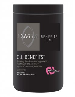 davinci gi benefits