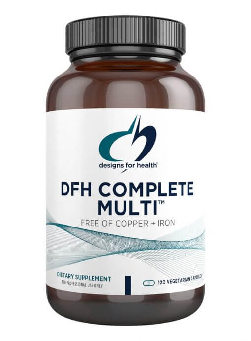 DFH Complete Multi Copper and Iron Free