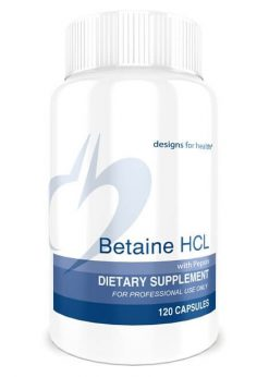 Betaine HCL (with pepsin)